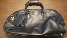 Coach Large Cabin Bag Leather Original $695