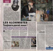 Coupure de presse Clipping 1994 Les Alchimistes sont parmi nous (1 page1/2)