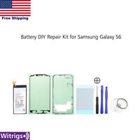 New Battery Replacement for Samsung galaxy S6 with Tools US