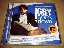 IGBY GOES DOWN Soundtrack TRAVIS COLDPLAY THE DANDY WARHOLS BADLY DRAWN BOY
