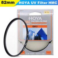 Hoya HMC UV 82mm Filter Slim Frame Digital Multicoated For Camera Lens