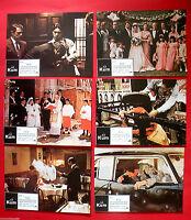 GODFATHER 1972 MARLON  BRANDO  AL PACINO  FRANCIS FORD COPPOLA  EXYU LOBBY CARDS