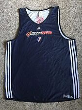 Indiana Fever Wnba Team Issue Game Used Jersey 2Xlt Adult Sz