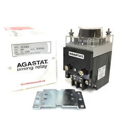 I tempi RELAY 7012 nbiv TYCO Agastat 48VDC 0.5-5sec 7012-N-B-I-V