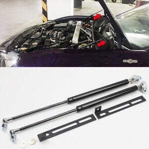 For Toyota 86 / Subaru BRZ 2012-2018 Steel Front Hood Support Struts Hydraulic