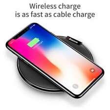 Draadloze oplader Baseus IX Qi Wireless Charger zwart T.W.V. 27,99 NU VOOR 16,99