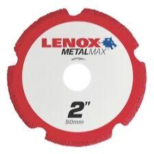 """Lenox 1972917 LENOX Metal Max Die Grinder Diamond Cutoff Wheel 2"""" x 3/8"""""""