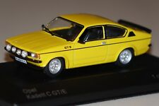 Opel Kadett C GT/E gelb 1:43 Whitebox WB268 neu & OVP