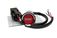 S2000 RED ENGINE START BUTTON KIT - TOYOTA MR2 SW20 mk2 1989-1999