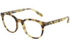 1adaab176e5 Burberry Men s Eyeglasses BE2250 BE 2250 3278 Light Havana Optical Frame  49mm