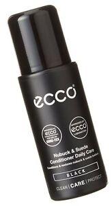 ECCO Men's Shoe Care Suede Conditioner 42 EU/8 M US Black