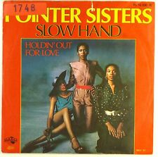 """7"""" Single - Pointer Sisters - Slow Hand - S1717 - washed & cleaned"""