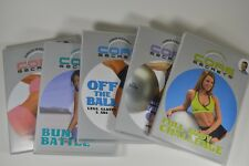 Gunner Petersons Core Secrets Workout Ab Exercise Body Legs DVD Lot