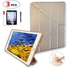 "iPad 2nd 3rd 4th Gen Case 9.7"" Ultra Origami Slim Lightweight Auto Wake / Sleep"