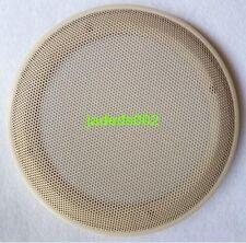 "1pcs 6""inch 172mm Beige car speaker grilles Audio Protective decorative circle"