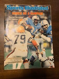 Sports Illustrated - Earl Campbell - December 4, 1978 -(M13A)
