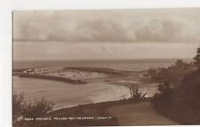 Lyme Regis, The Cobb from The Gardens, Judges 8840 Postcard, A929