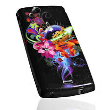 SILICONE TPU CASE COVER PER CELLULARE DESIGN NO. 6 per Sony Ericsson Xperia Arc Arc S