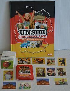 Rewe Penny Unser Deutschland 5/10/20/30 oder 50 Sticker aussuchen