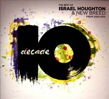 Decade by Israel Houghton & New Breed (CD 2012 2 Discs Integrity) ss~Best Of