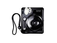 Fujifilm instax mini 50S Instant Print Camera (Piano Black)