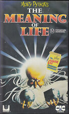 PAL VHS VIDEO TAPE :  MONTY  PYTHON'S THE MEANING OF LIFE