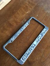 cerritos acura Salem License  Plate Frame