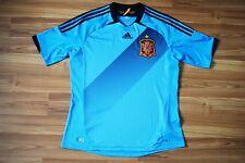 SPAIN NATIONAL TEAM 2012/2013 AWAY FOOTBALL SHIRT CAMISETA MAGLIA ADIDAS SIZE L