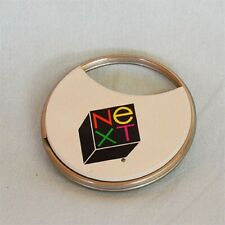 Collectible keychain NEXT computer founded by Steve Jobs