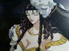 Anime Cel - Vampire Hunter D - Original Production Cel w painted Background A10