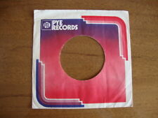 PYE ORIGINAL USED COMPANY RECORD SLEEVE 45RPM 7 INCH VG