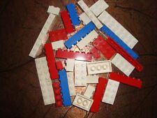 !!! colección-vieja lego-piedras-aprox. 1970´er - años!!!