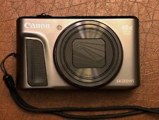 Canon PowerShot SX720 HS 20.3MP Digital Camera - Black - With Extras!