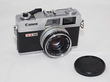 Canonet G-III QL-17 35mm rangefinder FILM camera. Canon 40mm f1.7. Cult Classic.