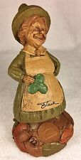 For: St Patrick'S Day ~Colleen-R 1987 Tm Clark Gnome~#1178~Ed #22~Coa~Sign~Story