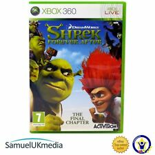 Shrek Forever After (Xbox 360) **GREAT CONDITION**