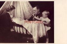 RPPC - NETHERLANDS ROYALTY BIRTH - Opname H.M. de Koningin - 1939?