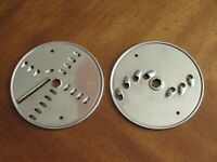Moulinex La Machine 320 354 390 Food Processor Replacemen Cutting Disc C/D or F