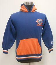 Vtg 90s Starter Chicago Bears Hoody Sweatshirt Boys Youth L Large Ditka SEWN NFL