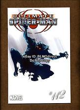 1 2007 Ultimate Spider-Man #112 NM- White Variant Marvel Green Goblin 1:100