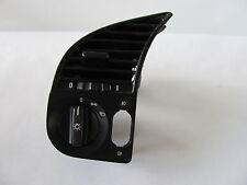 Grille d'aération gauche avec commodo d'éclairage  BMW E36 - 64221387061