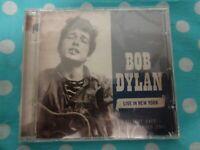 Bob Dylan : Live in New York City: Gaslight Café, 6th SEP cd album,free postage