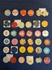 Wisconsin Casino chips from Collection