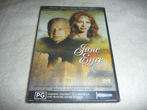 Jane Eyre - George C. Scott - VGC - DVD - R4