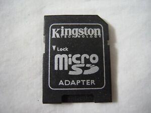 Kingston Micro SD Adapter
