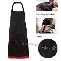 Pro Hairdressing Wraps Barber Aprons Cloth 4 Pockets Hairstylist Styling Tools