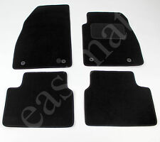 Vauxhall Insignia 2008-2013 MK1 Tailored Carpet Car Mats Black 4pc Floor Mat Set