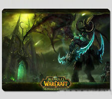WOW - The Black Temple Gaming Mousepad Mouse Pads Mat 220*180*5mm Standard UK