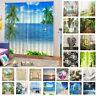 Set 2 Panels Room Blackout 3D Window Curtain Room Divider Decorative Curtain