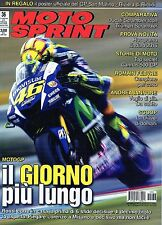 MotoSprint.Valentino Rossi,Loris Capirossi,Andrea Iannone,MotoGp-Verso Misano,pp